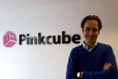 Jos (Albert Johan) Jonkeren als CEO van Pinkcube GmbH
